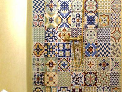 bagno camera DAHAB riad el arco marrakech