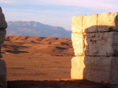 Deserto di Zagoura marocco