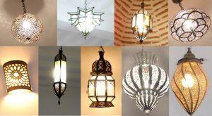 lampadari riad el arco marrakech