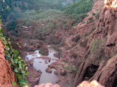 valle di ozoud marocco