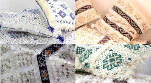 tessuti e cuscini riad el arco marrakech