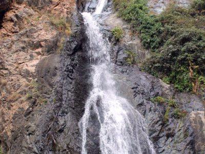 cascata sul fiume Ourika marocco