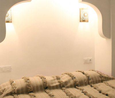camera matrimoniale riad el arco marrakech
