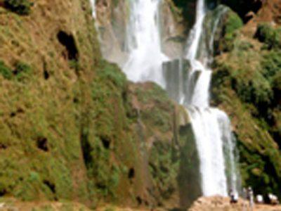 cascate di ozoud in Marocco