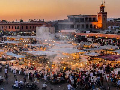 souk mercato marrakech
