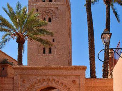 moschea koutubia marrakech
