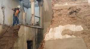 ristrutturazione Riad el Arco Marrakech